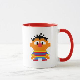 Mug Art de pixel d'Ernie