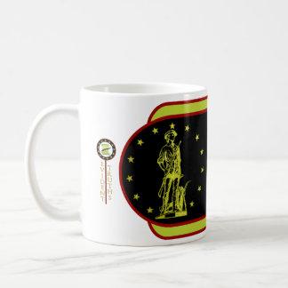 Mug Art déco - Thomas Jefferson