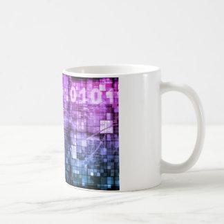 Mug Art moderne de recherches et de conception