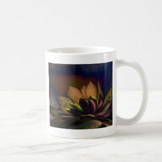 Mug Art numérique de plante