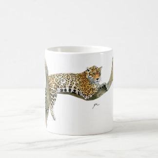 Mug Art original de Jaguar