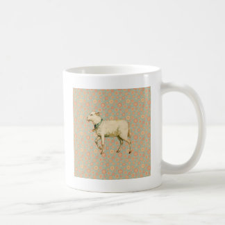 Mug Art vintage d'agneau