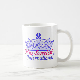 Mug Articles de Mlle Sweetest Pageant