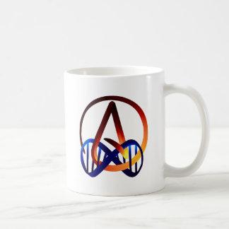 Mug Athée du feu et de l'eau pour toujours