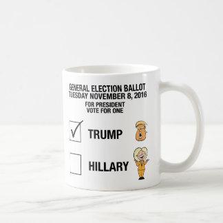 Mug Atout pour le président