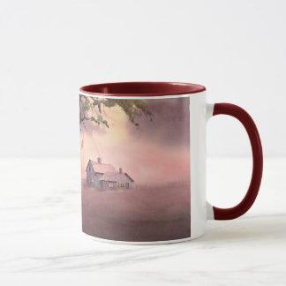 Mug ATTACHEZ un RUBAN JAUNE par SHARON SHARPE