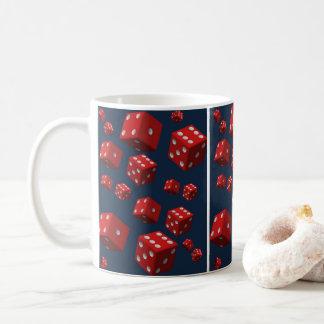 Mug attaque les matrices rouges
