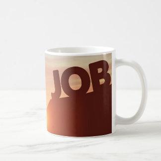 Mug Atteinte pour un travail