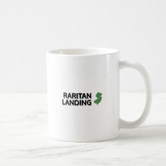 Mug Atterrissage de Raritan, New Jersey