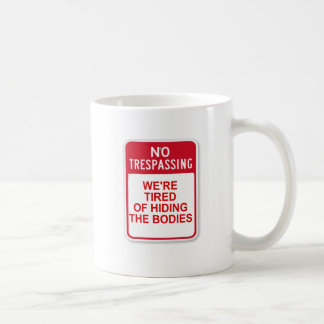 MUG AUCUNE INFRACTION - DISSIMULATION BODIED