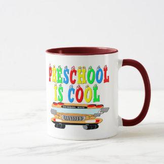 Mug Autobus frais d'école maternelle