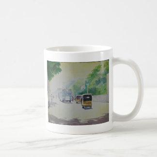 Mug Automatique - taxi indien