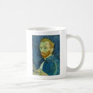 Mug Autoportrait, Vincent van Gogh