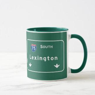 Mug Autoroute d'autoroute nationale de Lexington