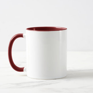 Mug Autrichien fier