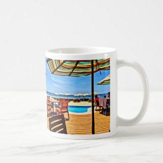Mug Avant de plage