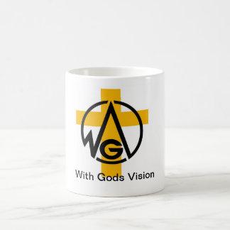 Mug Avec la vision de dieux