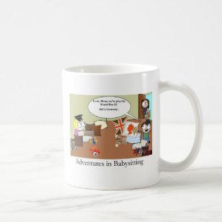 Mug Aventures dans la garde d'enfants