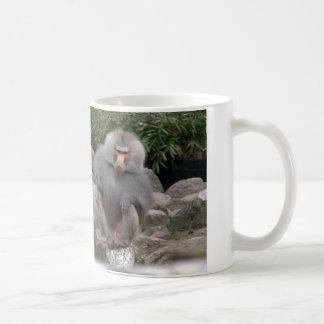 Mug Babouin