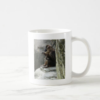Mug Babouin de Brown
