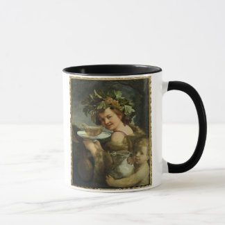 Mug Bacchus (huile sur la toile)