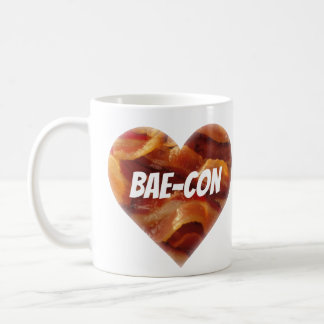Mug BAE-CON - Pour des amants de lard partout