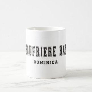 Mug Baie Dominique de Soufriere
