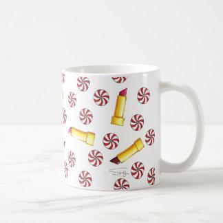 Mug Baisers de menthe poivrée
