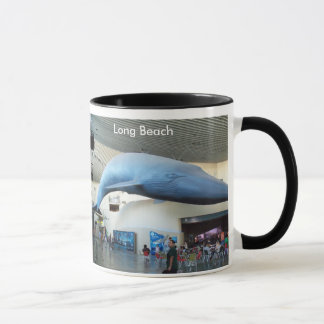 Mug Baleine bleue Long Beach