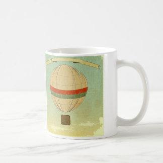 Mug Ballon à air chaud à la liberté