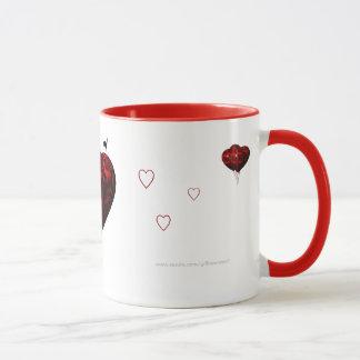 Mug Ballons de Valentine