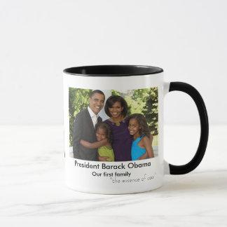 """Mug Barack Obama, """"l'essence du cool """""""