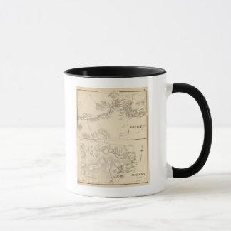 Mug Bartlett, Albany