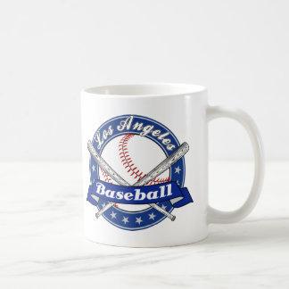 Mug Base-ball de Los Angeles