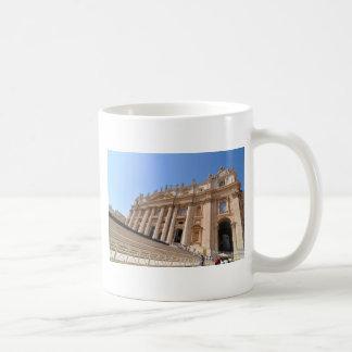 Mug Basilique de San Pietro à Vatican, Rome, Italie