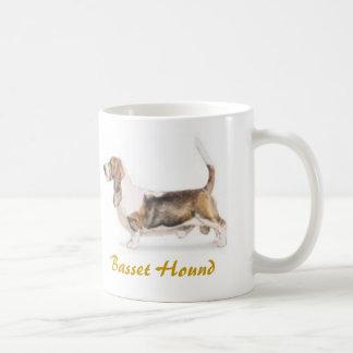 Mug Basset Hound, amoureux des chiens en abondance !
