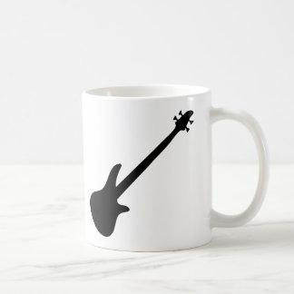 Mug bassiste de guitare basse
