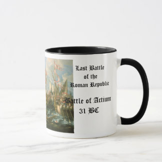 Mug Bataille d'Actium