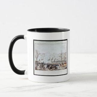 Mug Bataille d'Austerlitz, le 2 décembre 1805