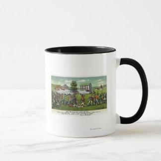 Mug Bataille de scène de Lexington