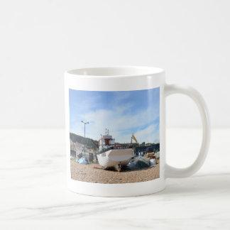 Mug Bateau de pêche notre houx