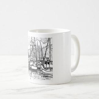 Mug Bateaux à Charleston
