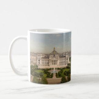 Mug Bâtiment de Reichstag, Berlin Allemagne
