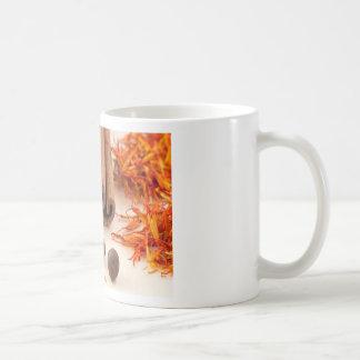 Mug Bâtons de cannelle, safran aromatique et piment