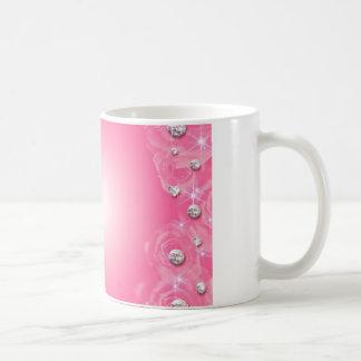 Mug beau rose