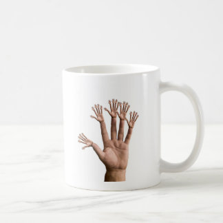 Mug Beaucoup de mains