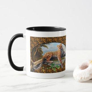 Mug Beauté de jungle