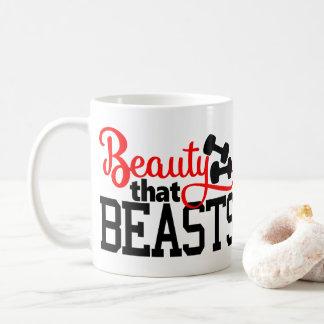 Mug Beauté qui bêtes