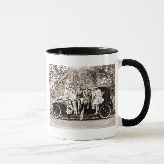 Mug Beautés 1918 de cru de filles de Mack Sennett