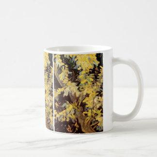 Mug Beaux-arts de Van Gogh, branches se développantes